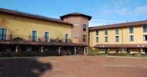 Villa Glicini, sede della cena sezionale 2015.