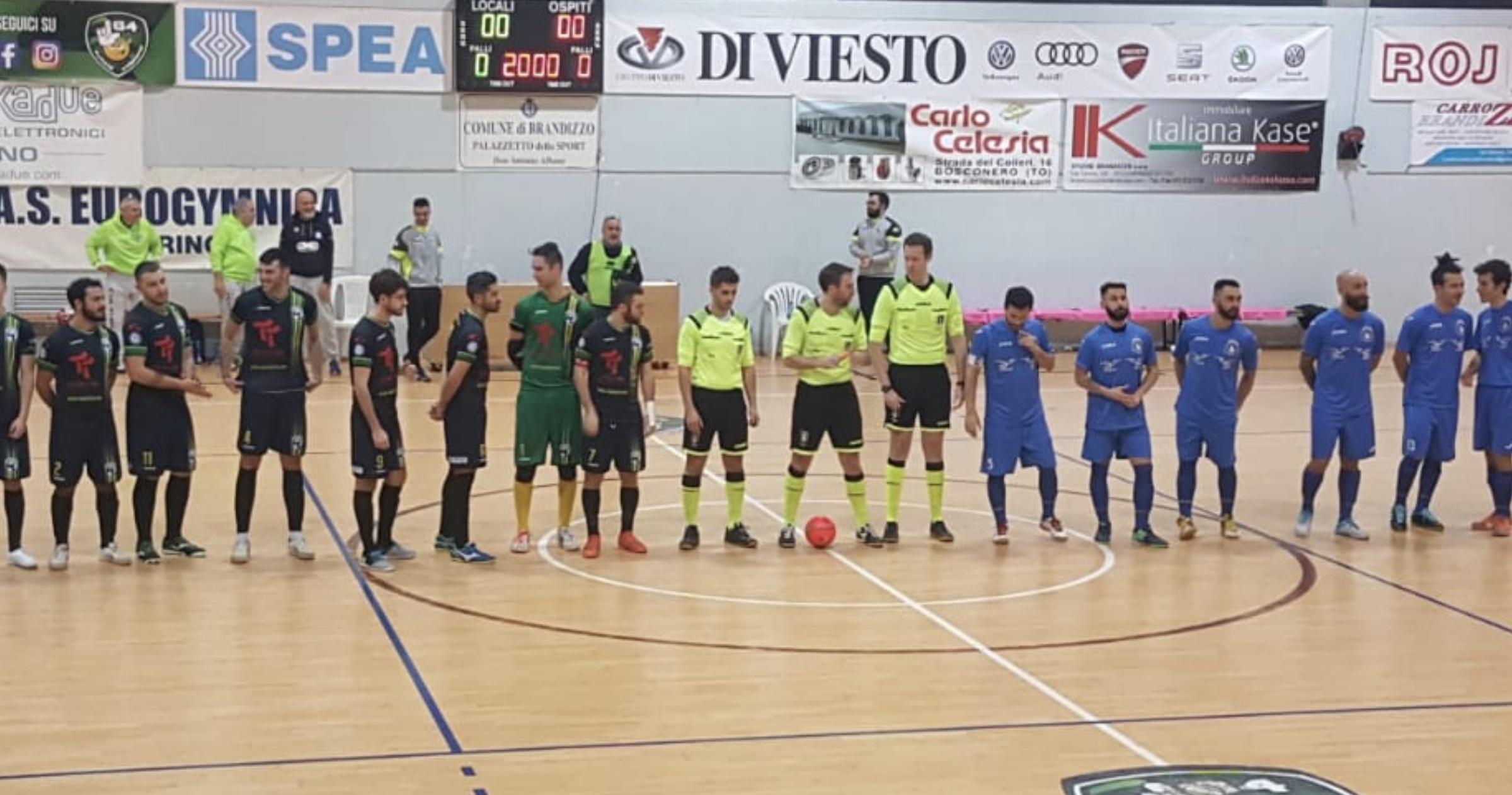 Final Four Regionale C5, Anfaiha nel terzetto