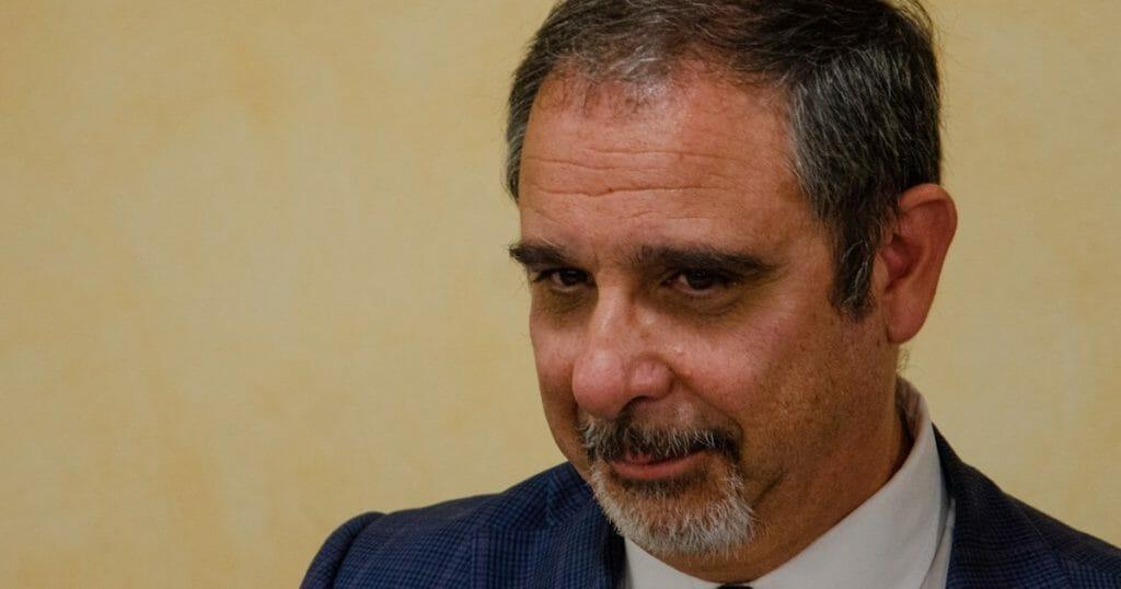 Giuseppe Puddu diventa Arbitro Benemerito