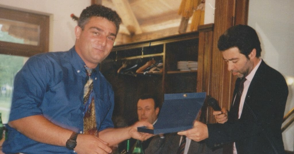 Mauro, in Simbiosi con la Sezione
