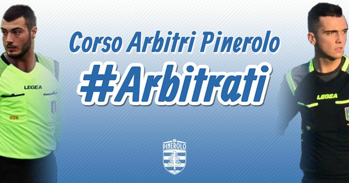 Corso Arbitri 2020/21, #arbitrati!