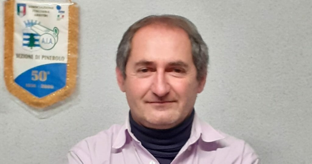 Claudio Rosano, Pinerolo ha un nuovo Presidente